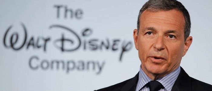 Bob Iger To Remain As Disney CEO Through 2018