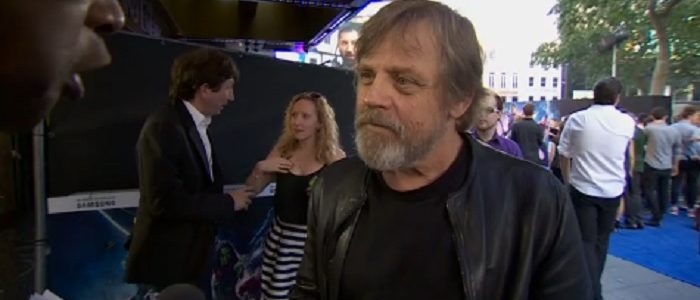 Mark Hamill Talks Some Episode VII To The BBC