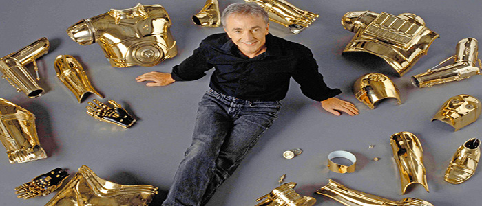 Anthony Daniels Talks About Returning As C-3PO In Episode VII