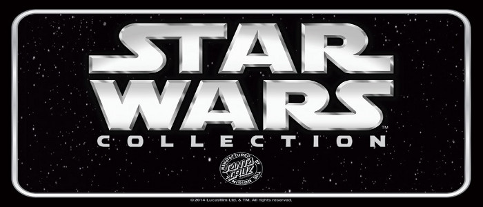 New Star Wars Santa Cruz Skateboards Revealed