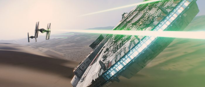 The Force Awakens To Take Over All IMAX Screens In December