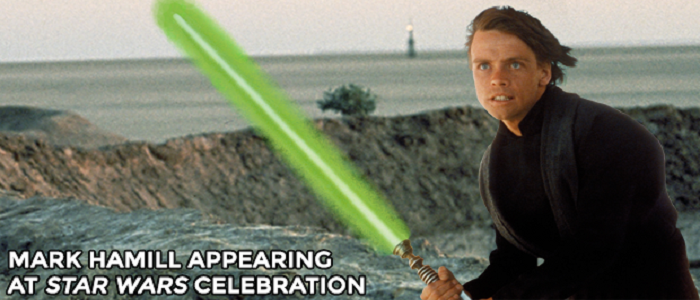 Mark Hamill & More Classic Star Wars Actors Attending Celebration Anaheim!