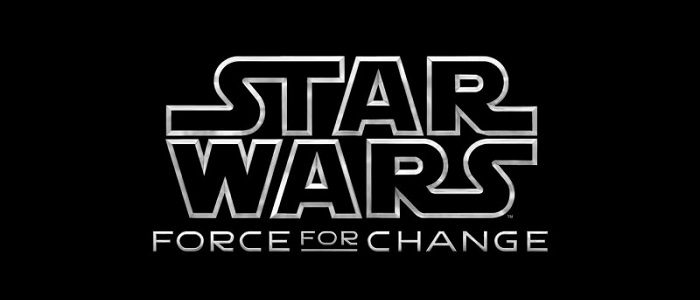 Star Wars: Force For Change Online Charity Auction For Unicef Kid Power