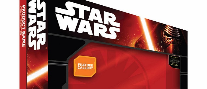 The Force Awakens Products To Officially Be Released On September 4th!