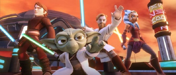 New Images & Details For Disney Infinity 3.0′s Star Wars: Twilight Of The Republic Play Set