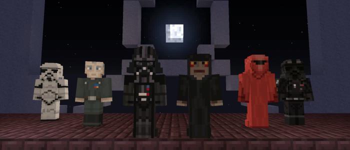 Star Wars Skins Come To Minecraft!