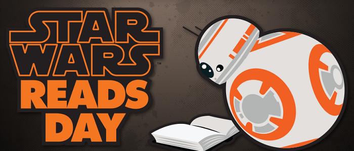 Afbeeldingsresultaat voor star wars reads day 2016