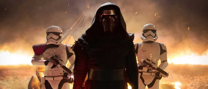 New Image Of Kylo Ren Revealed