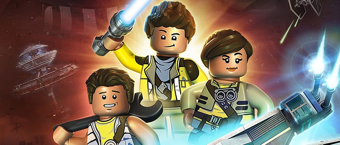 """""""LEGO Star Wars: The Freemaker Adventures"""" Animated Series Announced"""